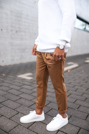 Cropped Pants P1060BR