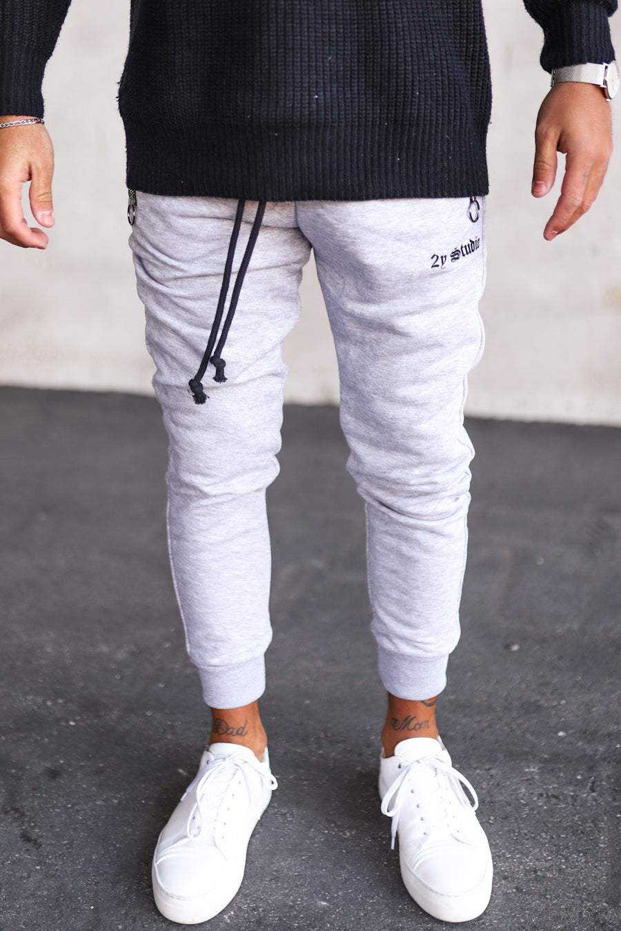 Cropped Sweat Pants SP7001LG