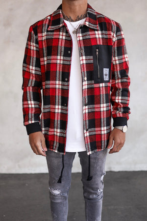 Flanell Jacket K1005R