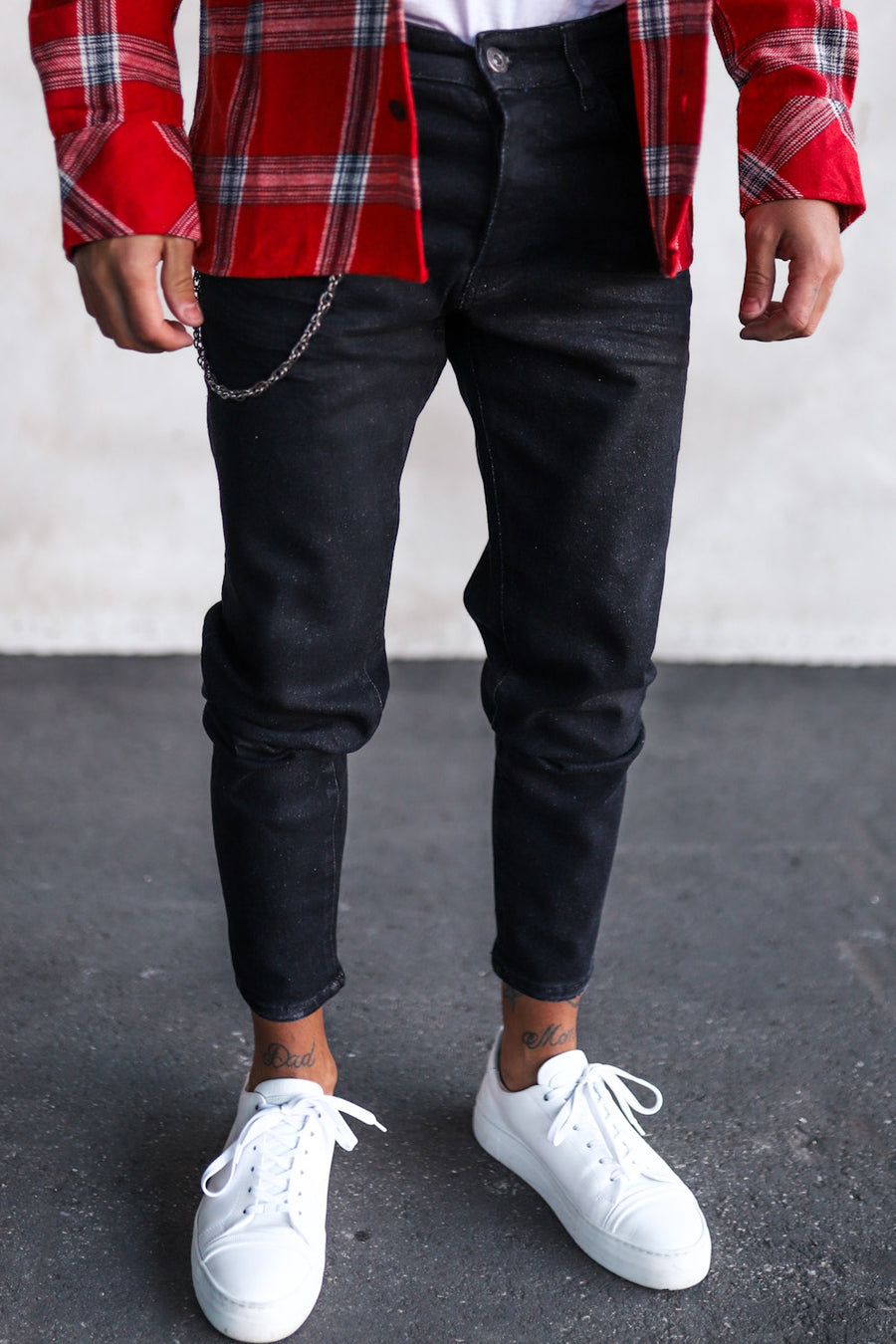 Basic Tapered Denim B5087