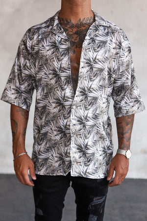 Flower Shirt S0001 Desert