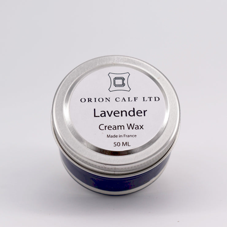 Cream Wax - Lavender