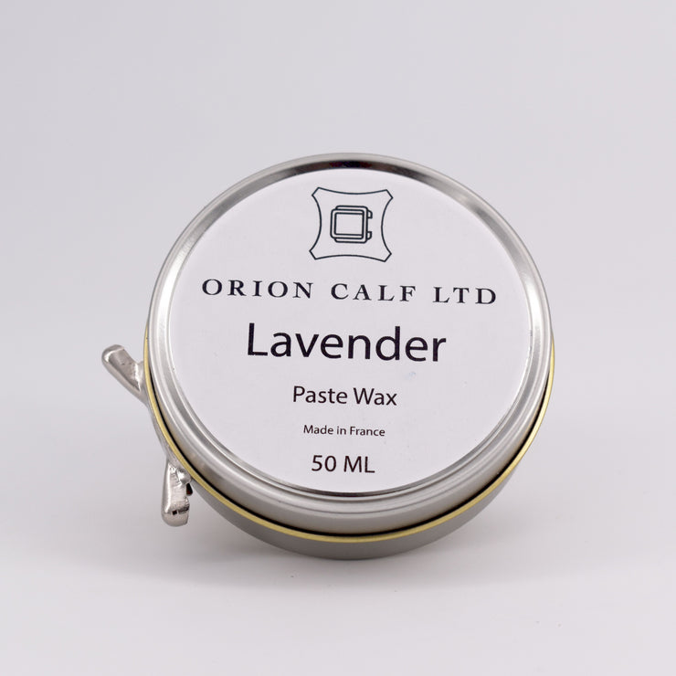 Paste Wax - Lavender