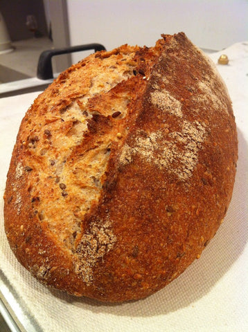 Whole Wheat Multigrain $7.00/loaf