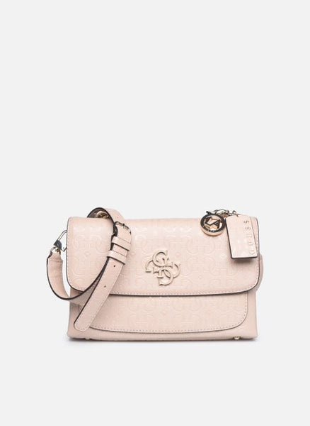 Guess - CHIC SHINE SHOULDER BAG ROSA
