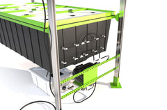 OUR FLAGSHIP MODULAR HIGH PRESSURE AEROPONIC SYSTEM