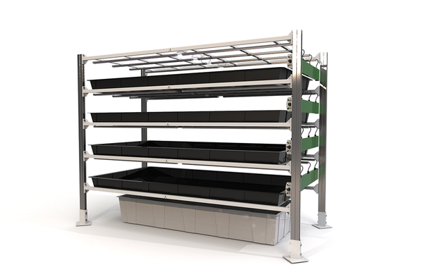 Indoor Harvest® Low Tide VFRack™ System