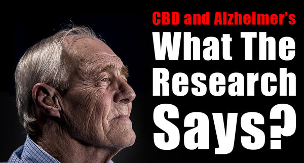 CBD And Alzheimer's: What The Research Says?