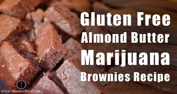 Marco's Gluten Free Weed Brownies Recipe (with Almond Better)