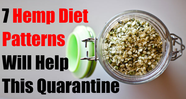 From Gut Health To Hemp: These 7 Diet Patterns Will Help This Quarantine