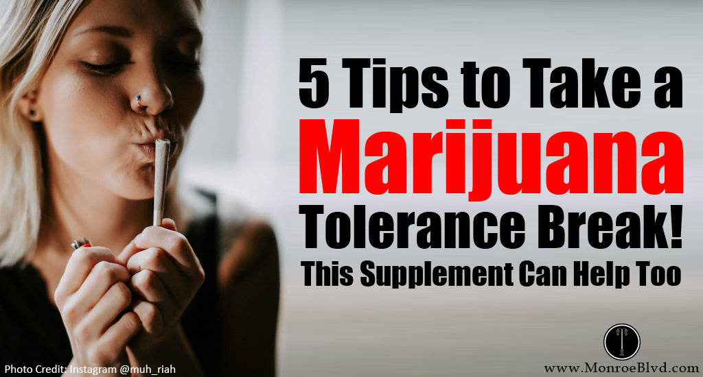 Marijuana Tolerance, Withdrawal Symptoms, and 5 Tips to Take a T