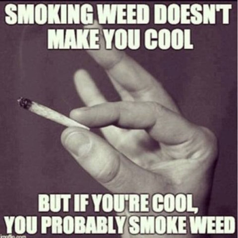 Hilarious Memes That Wont' Make Sense Unless You're a Stoner