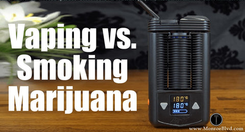 vaping high vs. smoking high