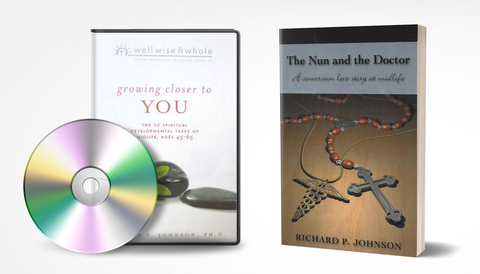 Growing Closer to YOU: The 10 Spiritual Developmental Tasks of Midlife DVD Program