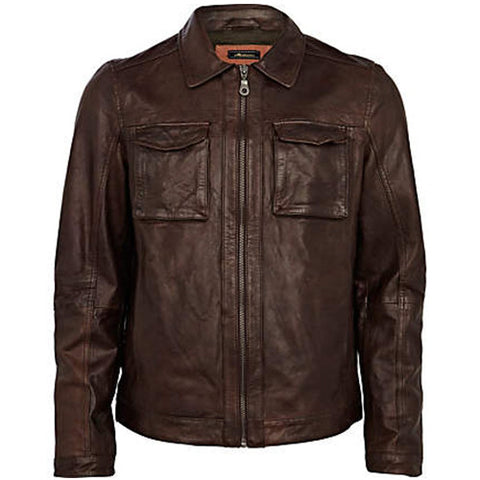 chaqueta Leather Jacket