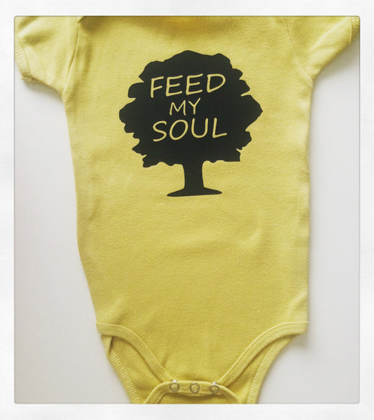 Feed My Soul Onesie