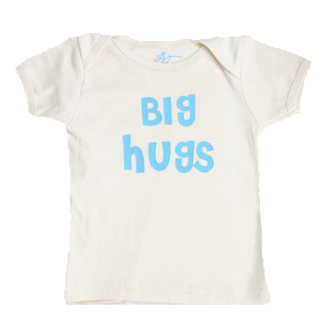 Big Hugs Organic Cotton kids T-Shirt