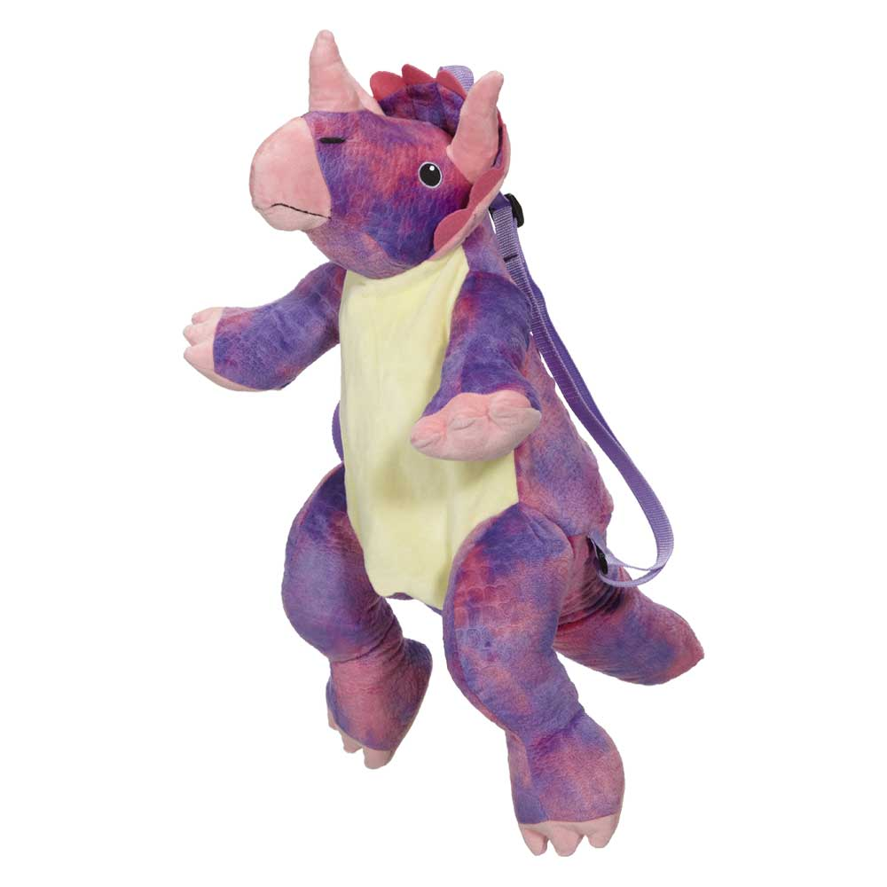 Wendy Triceratops Knapsack - 11023