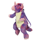 "Wendy Triceratops Backpack 15"" - 11023"