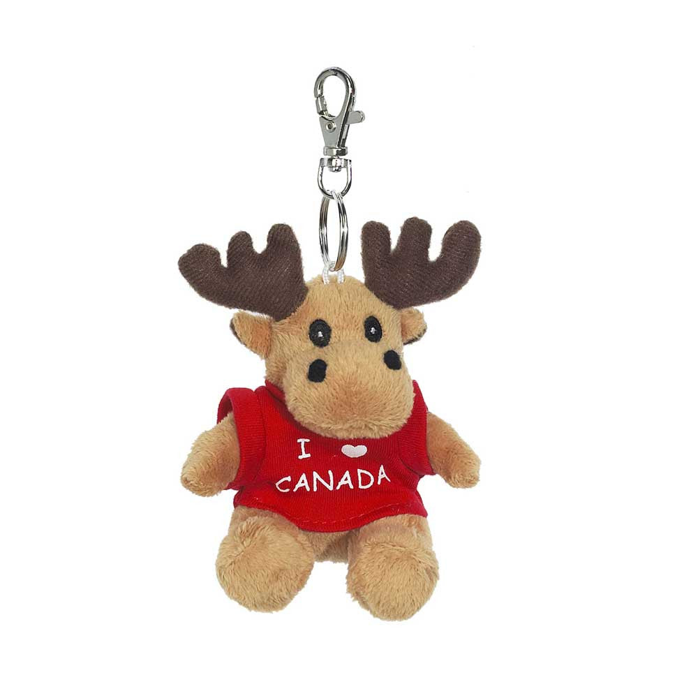 "Moose With Tee-shirt 3""- 11256"