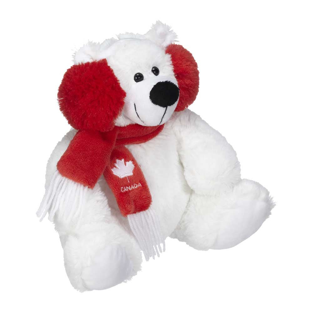 "Muffy Polar Bear 8""- 13182"