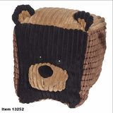 "Blockhead Black Bear 9""- 13252"