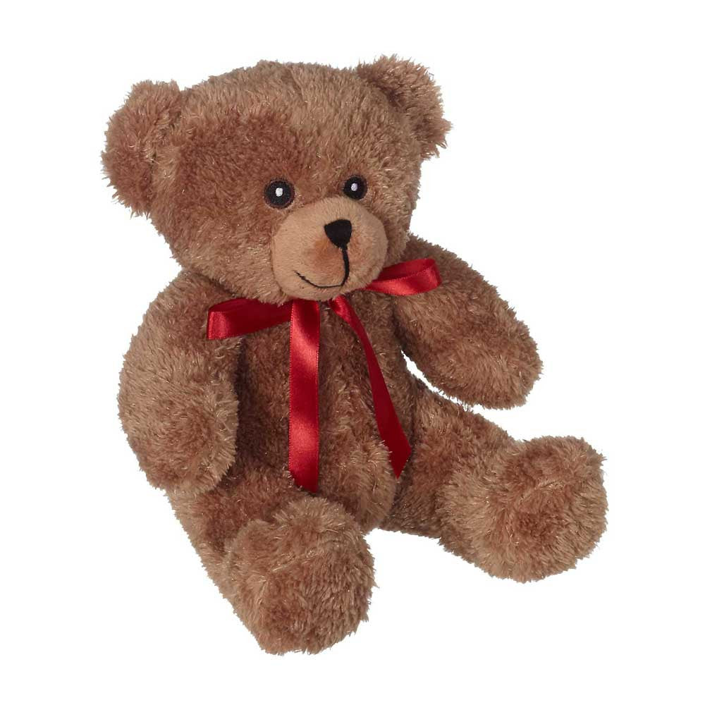 "Bucky Bear Brown 8"" 14081B"