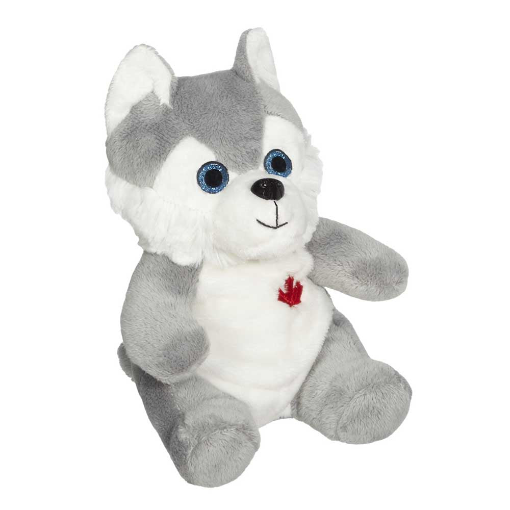 "Sparkle Eye Husky 7"" 14793"