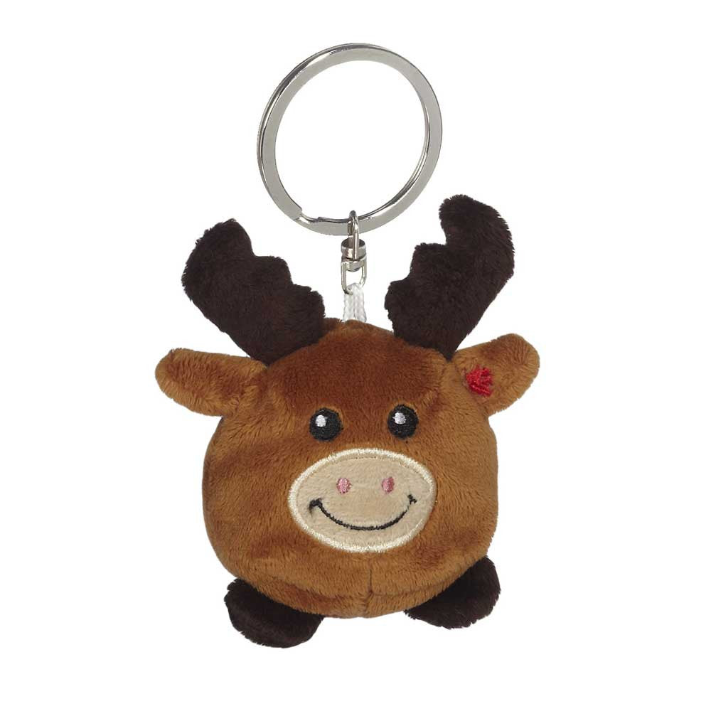 "Mini Moose Hunk Keychain 2""- 15791"