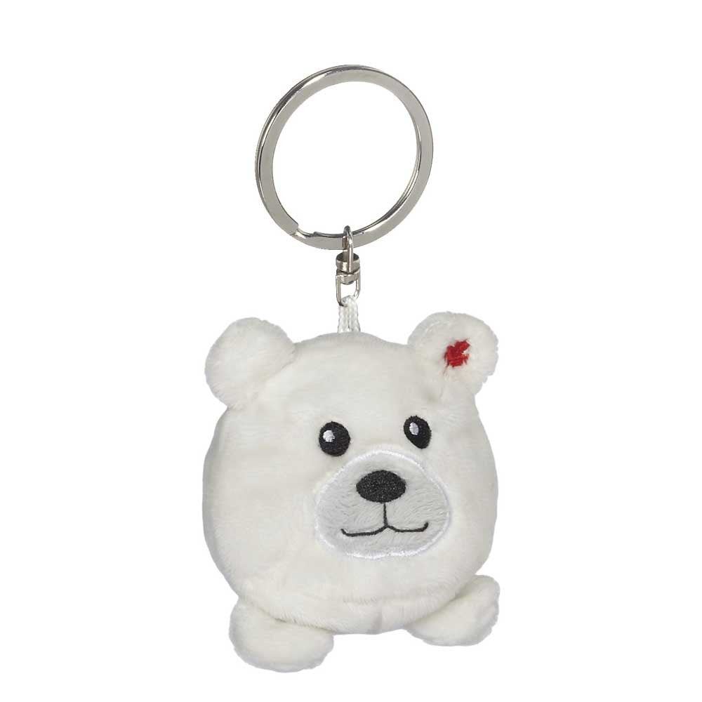 "Mini Polar Bear Hunk Keychain 2""- 15795"