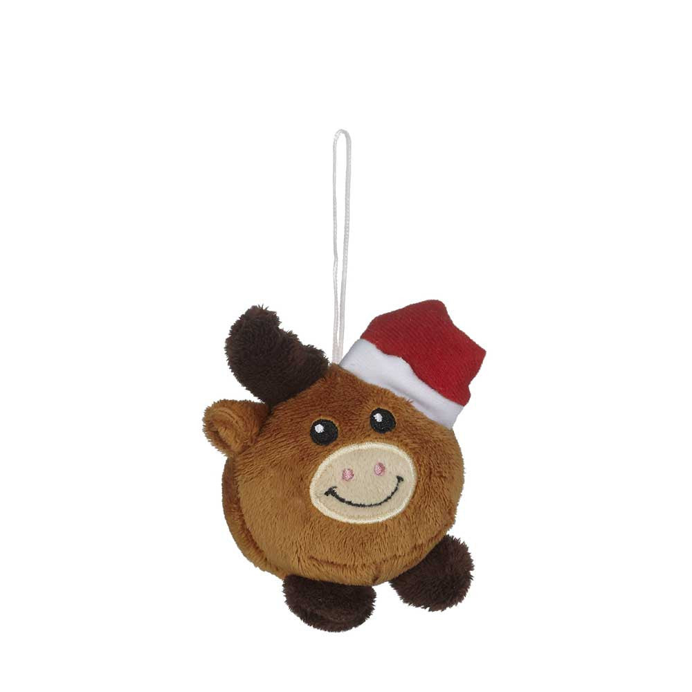 "Mini Moose Christmas Hunk Ornament 2""- 16791"