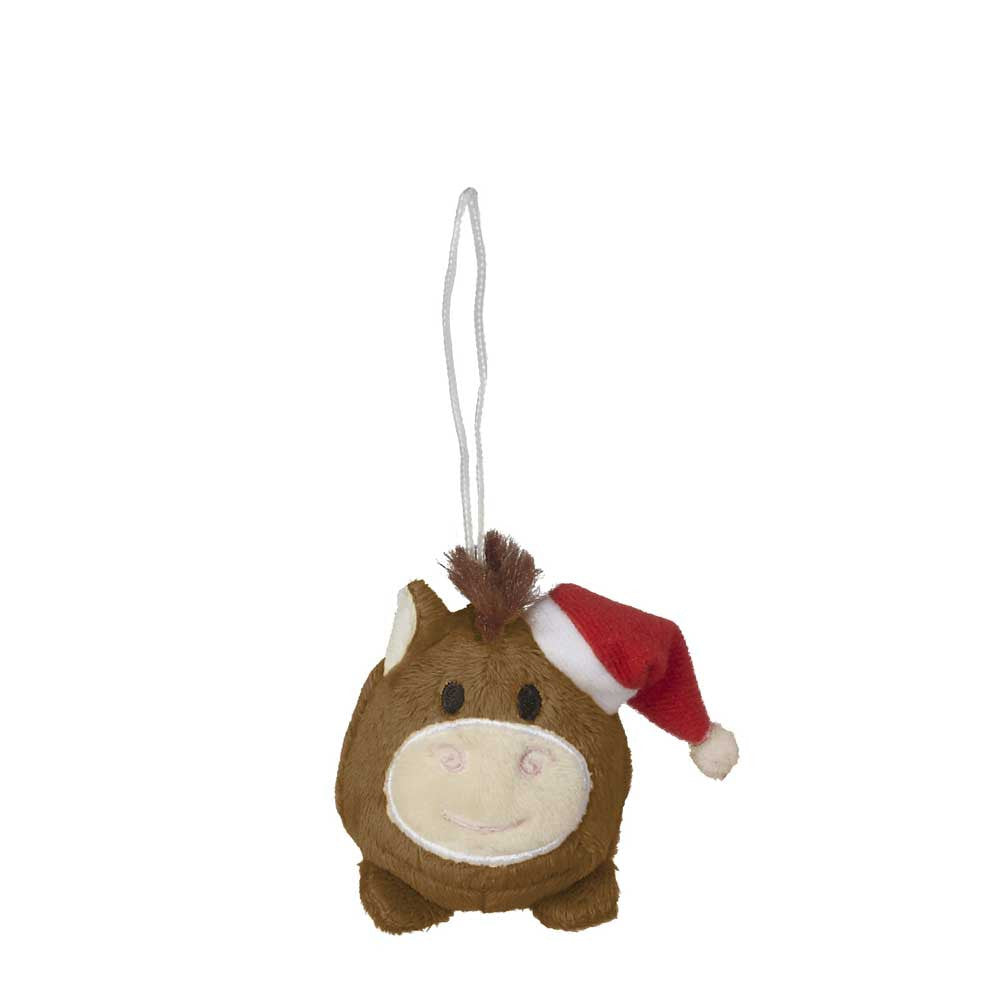"Mini Horse Christmas Hunk Ornament 2""- 16803"