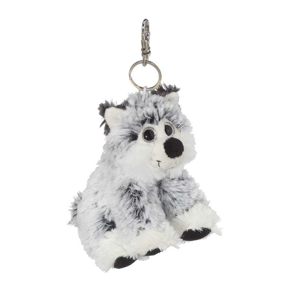 "Big Eye Husky Keychain 5""- 18793"