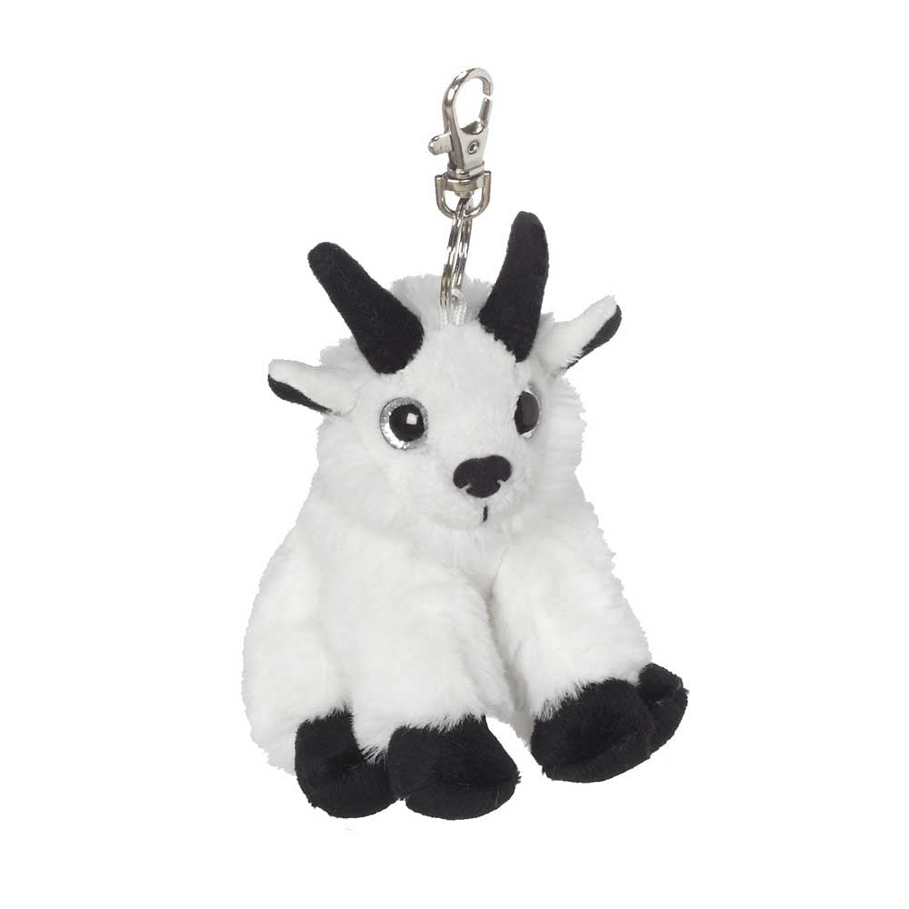"Big Eye Mountain Goat Keychain 5""- 18796"