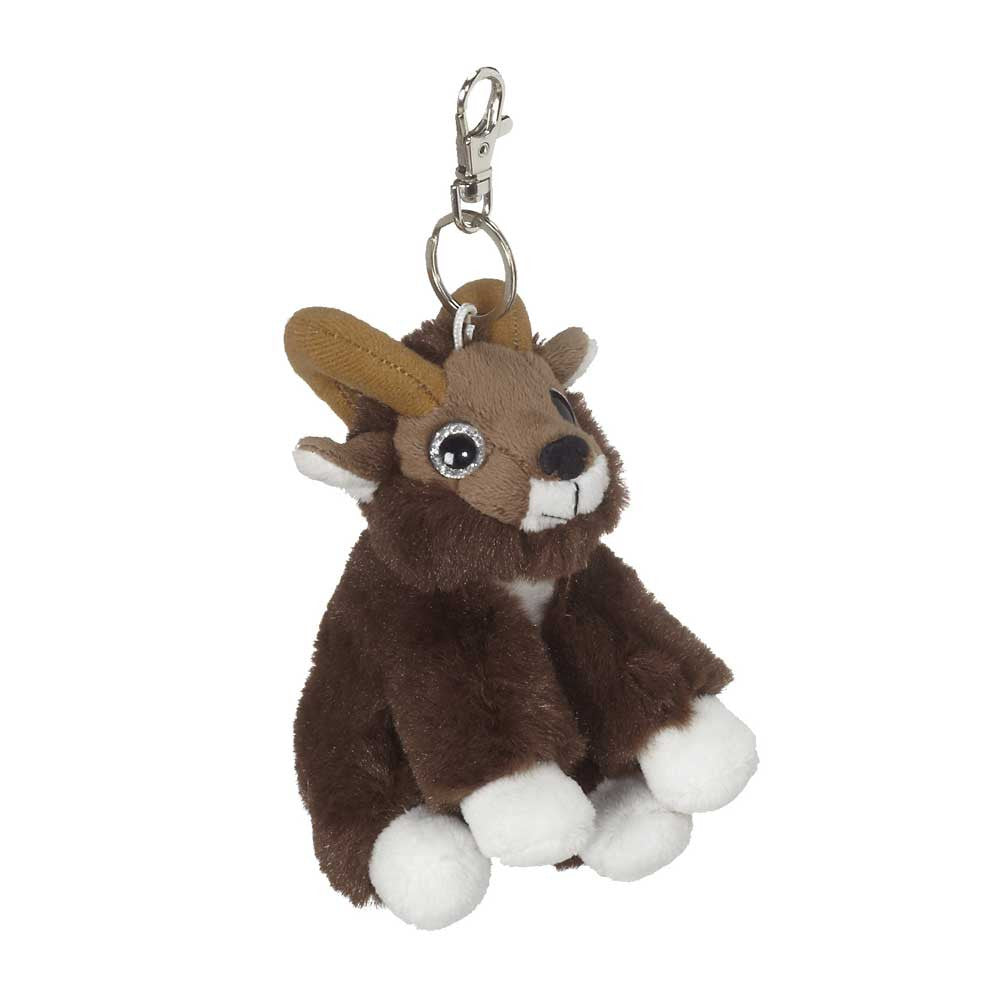 "Big Eye Mountain Sheep Keychain 5""- 18797"