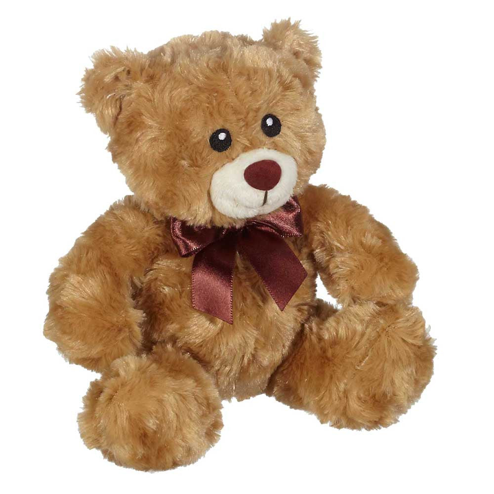 "Tommy Bear, Brown 6"" sit. - 20611Br"