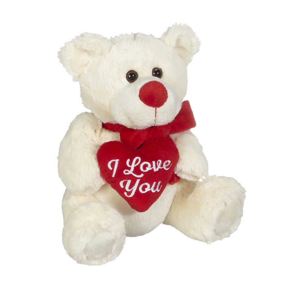 "Valentine Bear 8"" sit.- 20613"