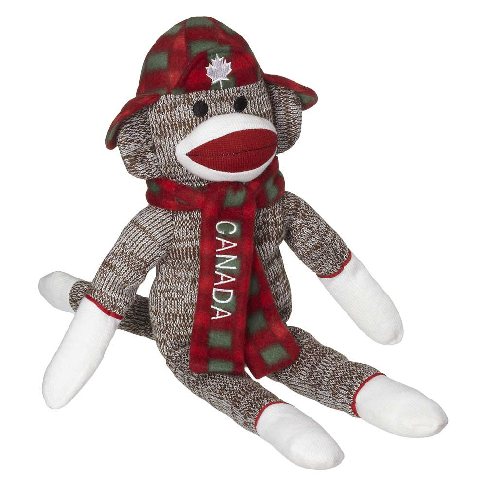 "Jr. Hoser Sock Monkey 13""- 23349"