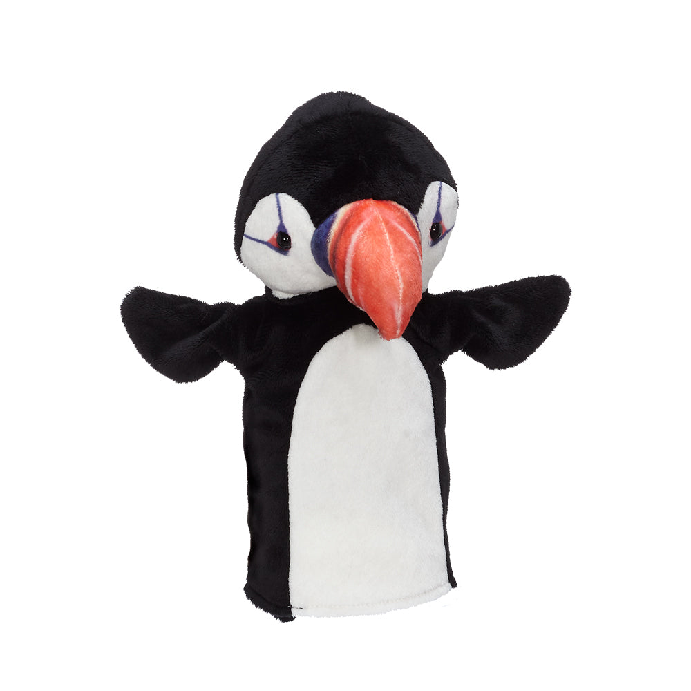 "Puffin Hand Puppet 9""- 24800"