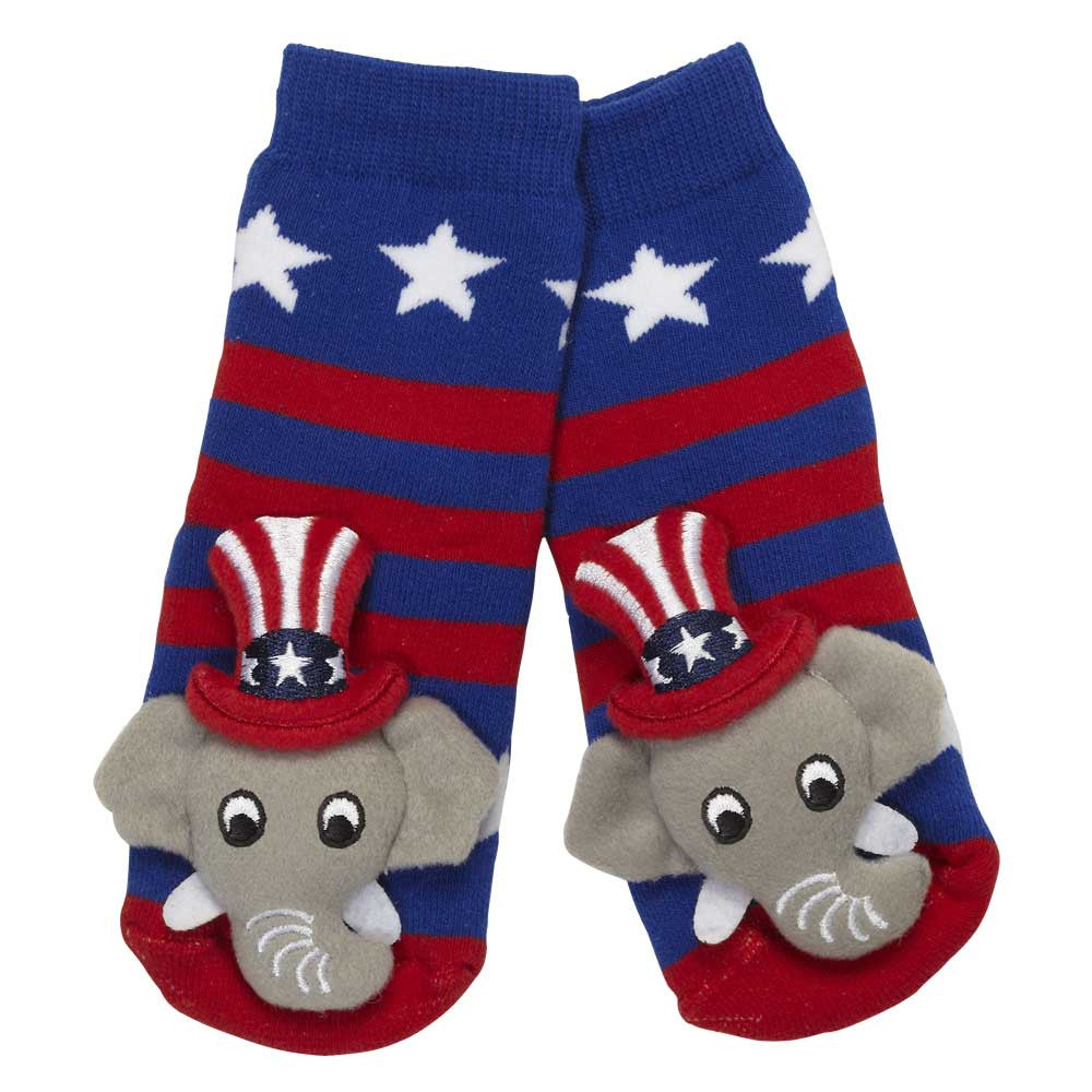 Elephant Baby Socks- 27004