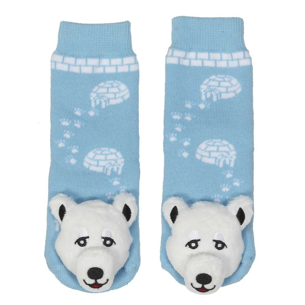 Polar Bear Socks- 27007