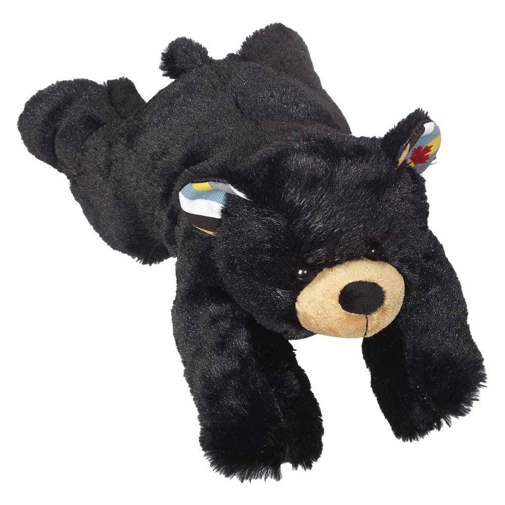 "Baby Patty Black Bear 14""- 30314"
