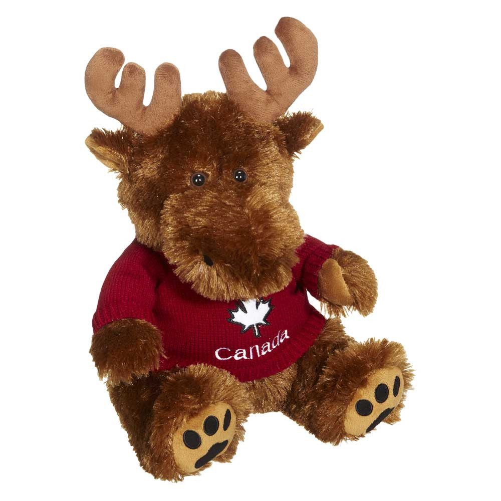 "Morris Moose With Sweater 13""- 34200"