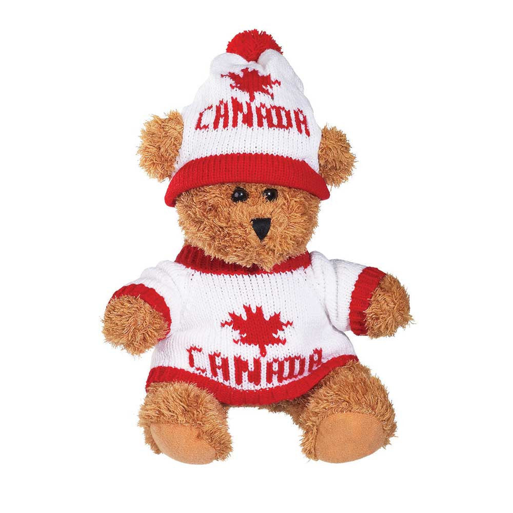 "Toque Bear 8""- 50070"
