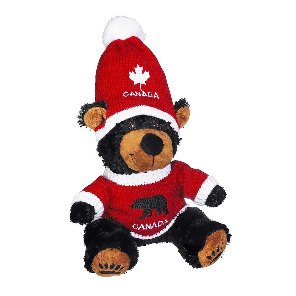 "Bart the Toque Bear 8""- 50071"