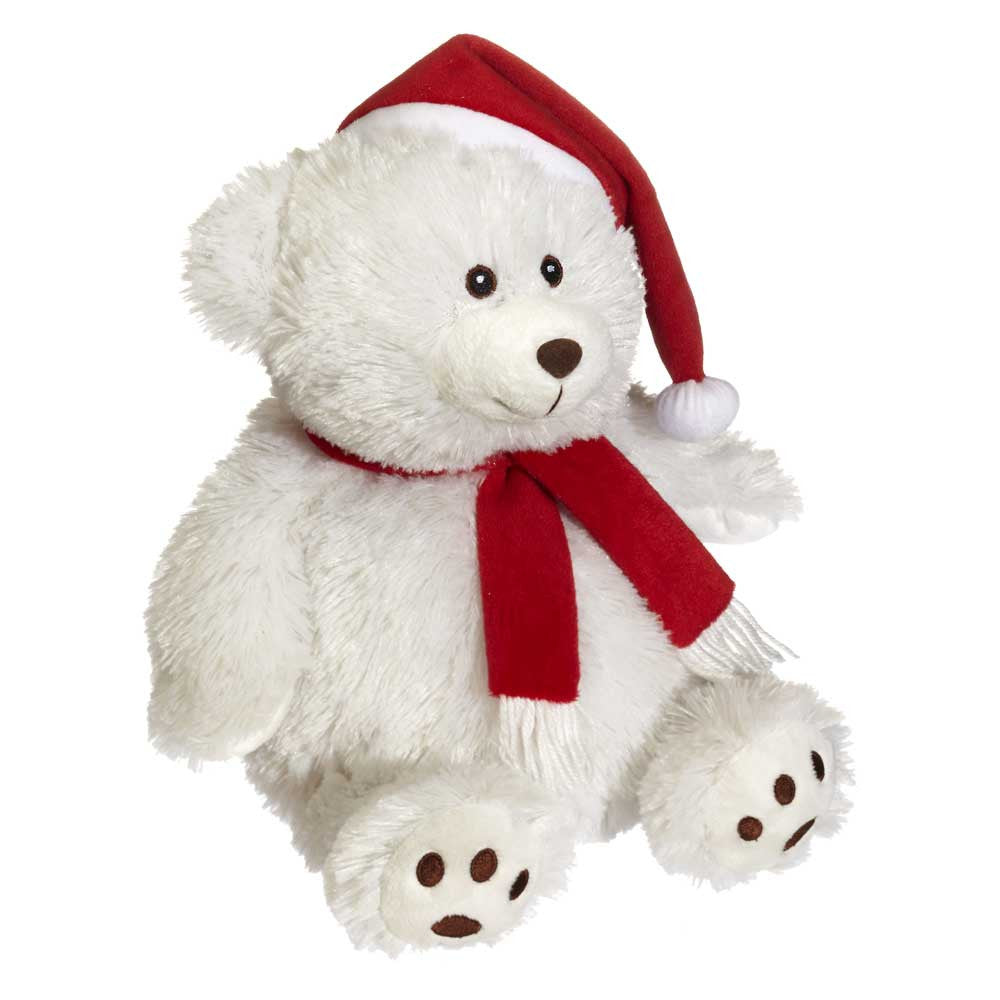 "Fatty Santa Bear 13""- 51008"