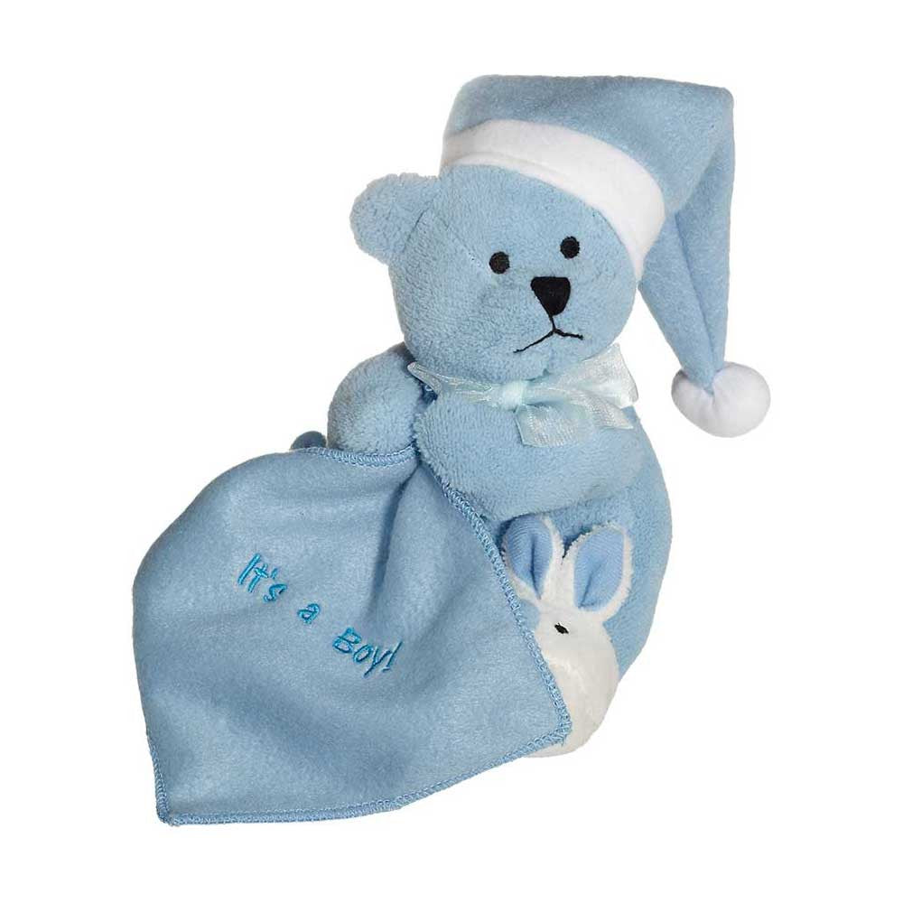 "Sleepyhead Bear 8"" 51340, blue"