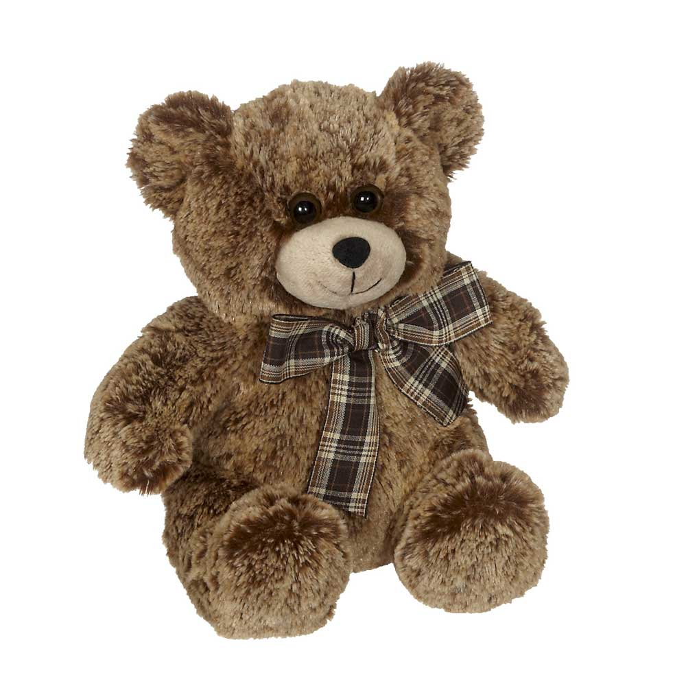 "Jamie Bear, Brown 8"" - 52338B"