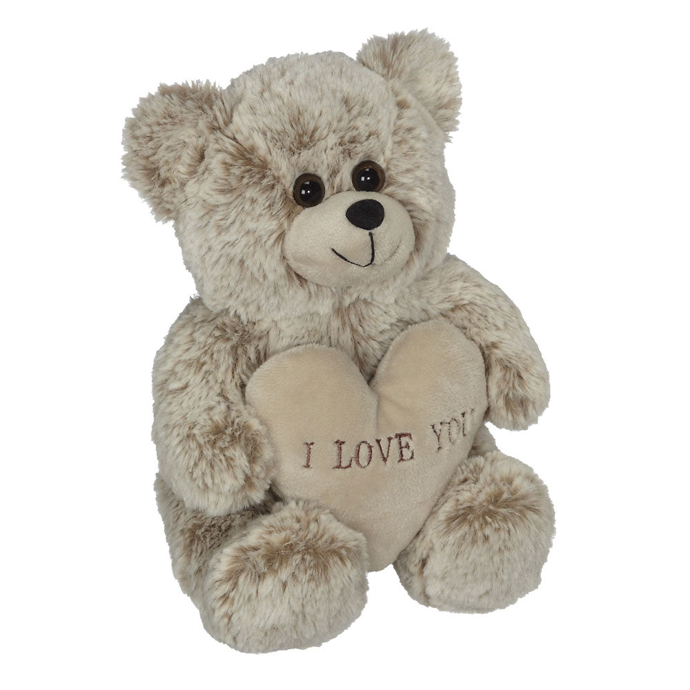 "Jimmy Bear ""I LOVE YOU"", Silver 8"" - 52339S"
