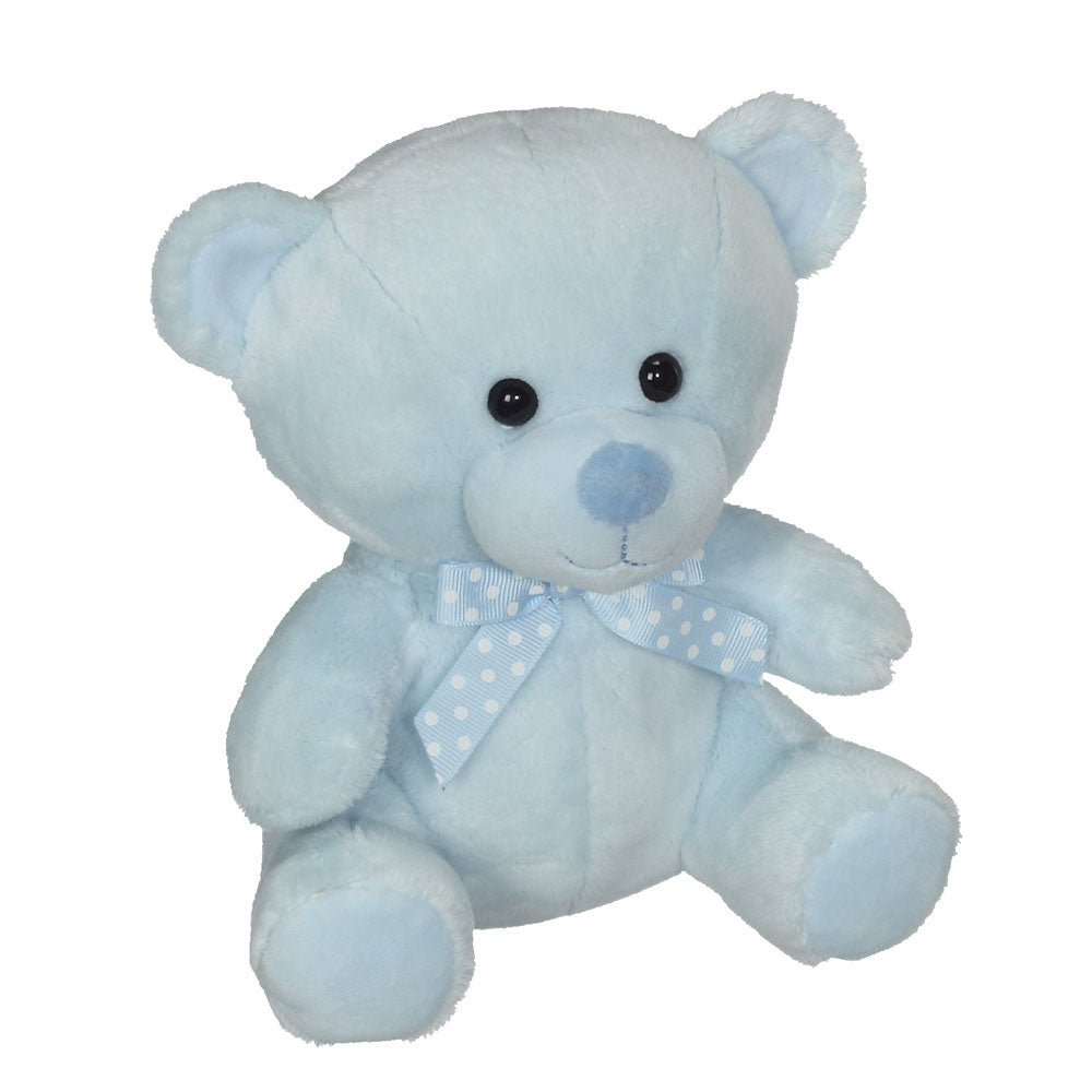 "Buster Bear, Baby Blue 8"" - 52907BL"